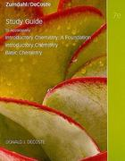 Study Guide for Zumdahl/DeCoste's Introductory Chemistry, 7th 7th edition 9780538736404 0538736402