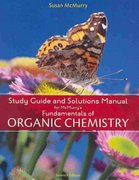 Study Guide with Solutions Manual for McMurry's Fundamentals of Organic Chemistry 7th edition 9781439049723 1439049726