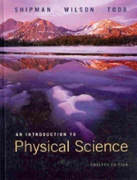 Introduction to Physical Science, Revised Edition 12th edition 9780538731874 0538731877