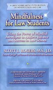 Mindfulness for Law Students 1st Edition 9780977345519 0977345513