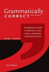 Grammatically Correct 2nd Edition 9781582976167 1582976163