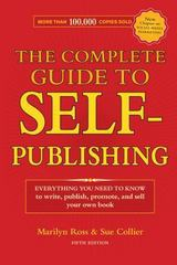 The Complete Guide to Self-Publishing 5th edition 9781582977188 1582977186