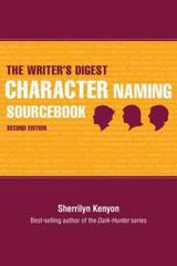 The Writer's Digest Character Naming Sourcebook 2nd edition 9781582979205 1582979200