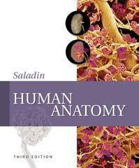Human Anatomy 3rd Edition 9780077349998 0077349997