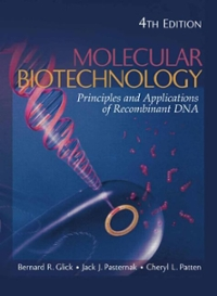 Molecular Biotechnology 4th edition 9781555814984 1555814980