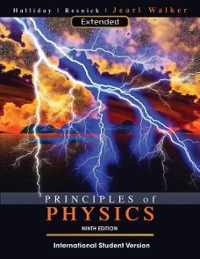 Principles of Physics Extended, International Student Version 9th edition 9780470561584 0470561580