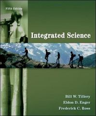 Integrated Science 5th edition 9780077354824 0077354826