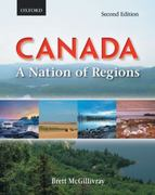 Canada A Nation of Regions 2nd edition 9780195429909 0195429907