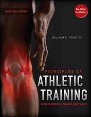 Arnheim's Principles of Athletic Training 14th Edition 9780073523736 0073523739