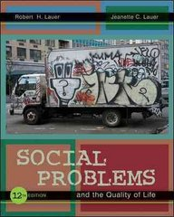 Social Problems and the Quality of Life 12th edition 9780073528281 0073528285