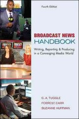 Broadcast News Handbook 4th edition 9780073511962 007351196X