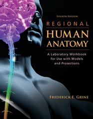 Regional Human Anatomy:  A Laboratory Workbook for Use With Models and Prosections 4th edition 9780073378121 0073378127