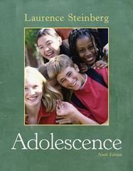 Adolescence 9th Edition 9780073532035 0073532037