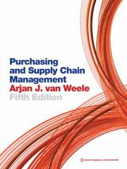 Purchasing and Supply Chain Management 5th Edition 9781408018965 1408018969