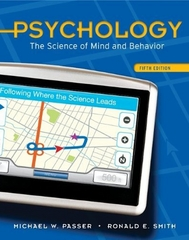 Psychology: The Science of Mind and Behavior 5th edition 9780077425333 0077425332