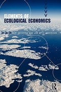 Elements of Ecological Economics 0 9780415473811 0415473810