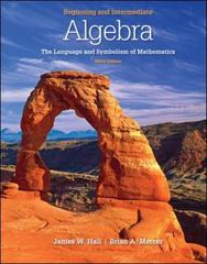 Beginning and Intermediate Algebra 3rd edition 9780077350048 0077350049
