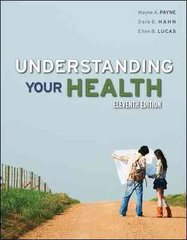 Understanding Your Health 11th Edition 9780073380889 0073380881
