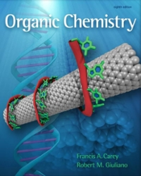 Organic Chemistry 8th edition 9780077354770 007735477X