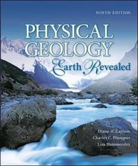 Physical Geology 9th edition 9780073369402 0073369403