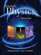 University Physics Volume 1 (Chapters 1-20) 1st edition 9780077354831 0077354834