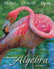 Intermediate Algebra (Hardcover) 3rd edition 9780077349943 0077349946