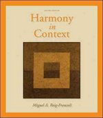Harmony in Context 2nd Edition 9780073137940 0073137944
