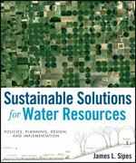 Sustainable Solutions for Water Resources 1st Edition 9780470640296 0470640294