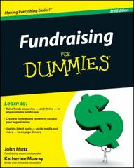 Fundraising For Dummies 3rd Edition 9780470568408 0470568402