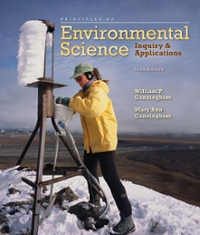 Principles of Environmental Science 6th edition 9780073383248 0073383244
