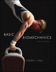 Basic Biomechanics 6th Edition 9780073376448 0073376442