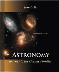 Astronomy 6th Edition 9780073512181 0073512184
