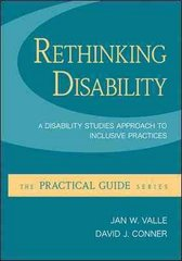 Rethinking Disability 1st Edition 9780073526041 0073526045