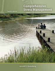 Comprehensive Stress Management 12th Edition 9780073380919 0073380911