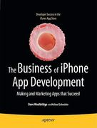 The Business of iPhone App Development 0 9781430227335 1430227338