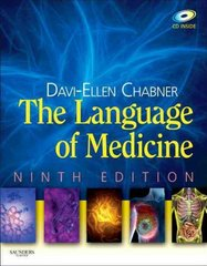The Language of Medicine 9th edition 9781437705706 1437705707