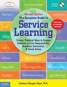 The Complete Guide to Service Learning 2nd Edition 9781575423456 1575423456