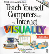 Teach Yourself Computers and the Internet VISUALLY 2nd edition 9780764560415 0764560417