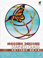 Modern Designs Stained Glass Pattern Book 0 9780486446622 048644662X