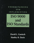 Understanding and Implementing ISO 9000 and Other ISO Standards 2nd edition 9780130411068 013041106X