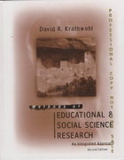 Methods of Educational & Social Science Research 2nd edition 9780801320118 0801320119