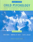 Child Psychology, Study Guide 3rd edition 9780471321088 0471321087