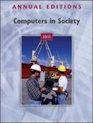 Annual Editions: Computers in Society 10/11 16th edition 9780073528588 0073528587