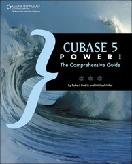Cubase 5 Power! 1st edition 9781435455115 1435455118