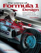 The Science of Formula 1 Design 3rd edition 9781844257188 1844257185