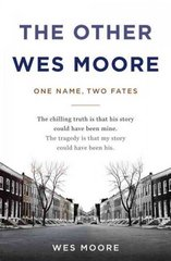 The Other Wes Moore 1st Edition 9780385528191 0385528191