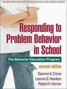 Responding to Problem Behavior in Schools 2nd edition 9781606236000 1606236008