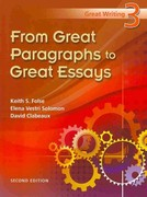 Great Writing 3 2nd Edition 9781424062102 1424062101