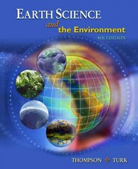 Earth Science and the Environment, Reprint (with CengageNOW Printed Access Card) 4th Edition 9780538451239 0538451238