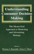 Understanding Consumer Decision Making 0 9780585387017 058538701X